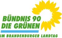 Website von Ricarda Budke, Mitglied des Landes Brandenburg