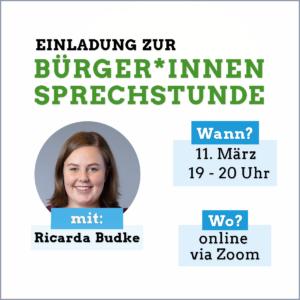 SharePic Bürger*innensprechstunde